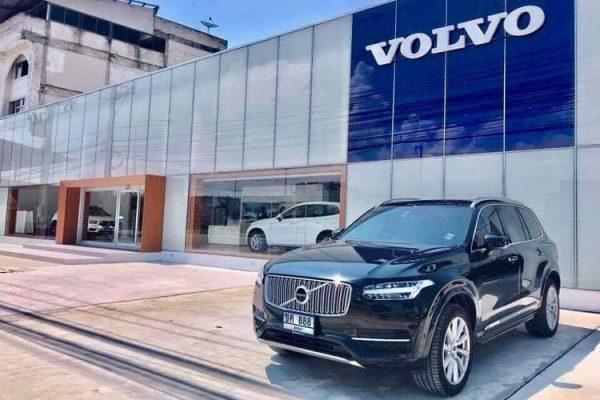 SHOWROOM VOLVO HATYAI